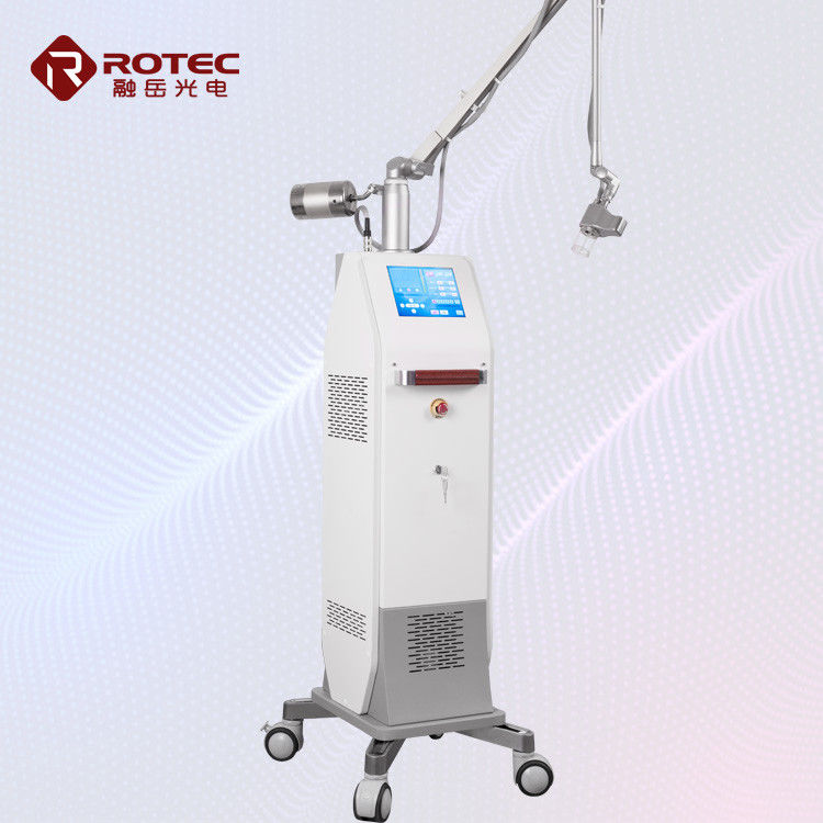 Commercial Vagina Tightening Machine Metal Tube Fractional CO2 Laser Vaginal Tightening CE Certification